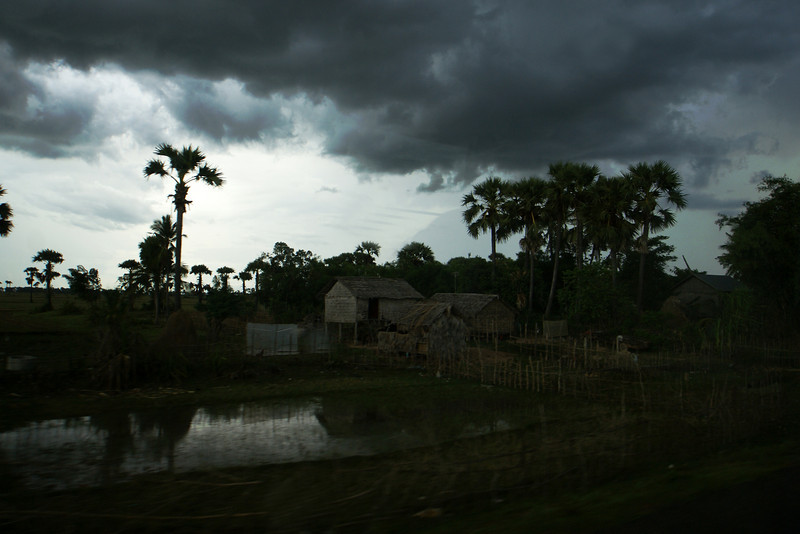 CAMBODIAN COUNTRY SIDE.