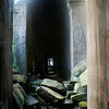 ANGKOR. TA PROHM. INSIDE THE RUINS. SIEM REAP.