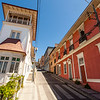 VALPARAISO. STREETS OF VALPARAISO.