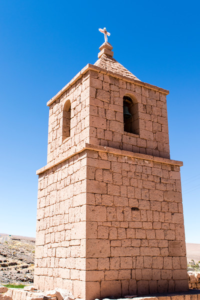 SOCAIRE. ANTOFAGASTA. OLD CHURCH [IGLESIA VIEJA].