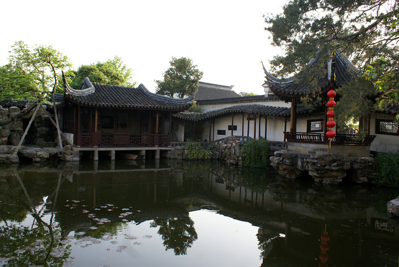 Suzhou - Humble Administrator's Garden - one of Suzhou's best gardens. Dates back to the eary 1500's.