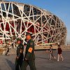 BEIJING. OLYMPIC SUMMER GAMES BEIJING 2008 AREA. THE OLYMPIC STADIUM 'BIRD'S NEST [鸟巢]. [3]