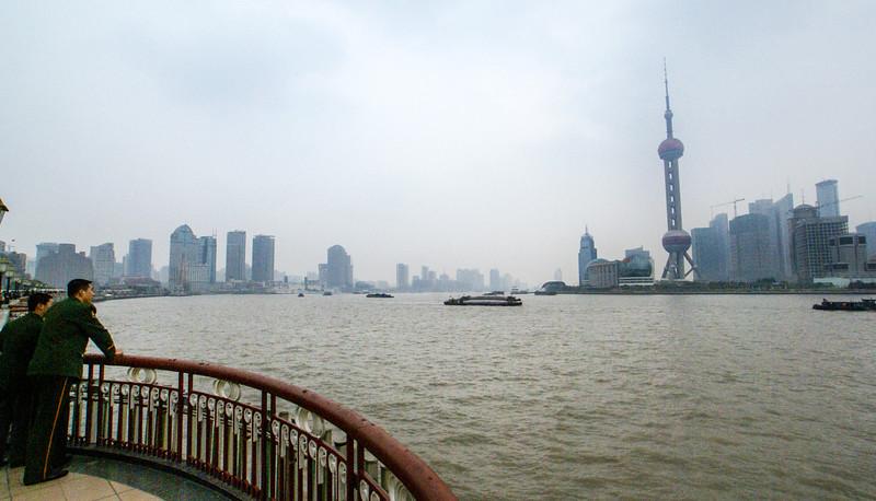 China - Shanghai - 2009 - maart-april