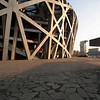 BEIJING. OLYMPIC SUMMER GAMES BEIJING 2008 AREA. THE OLYMPIC STADIUM 'BIRD'S NEST [鸟巢]. [2]