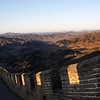 GREAT WALL. MUTIANYU. SUNRISE. [1]