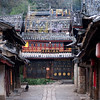 LIJIANG. SHUHE OLD TOWN. YUNNAN. OLD NAXI TOWN. REBUILD IN THE 1990's AFTER THE EARTHQUAKE. [4]