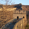 GREAT WALL. MUTIANYU. SUNRISE. [2]