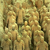 XI'AN. TERRACOTTA WARRIORS. QIN DYNASTY. CHINA. [3]