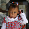 DALI. A PORTRAIT OF A YOUNG CHINESE GIRL. YUNNAN.
