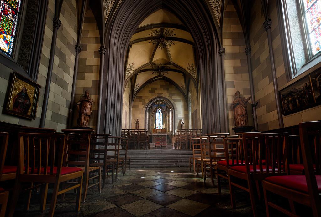 Hohenzollern Chapel