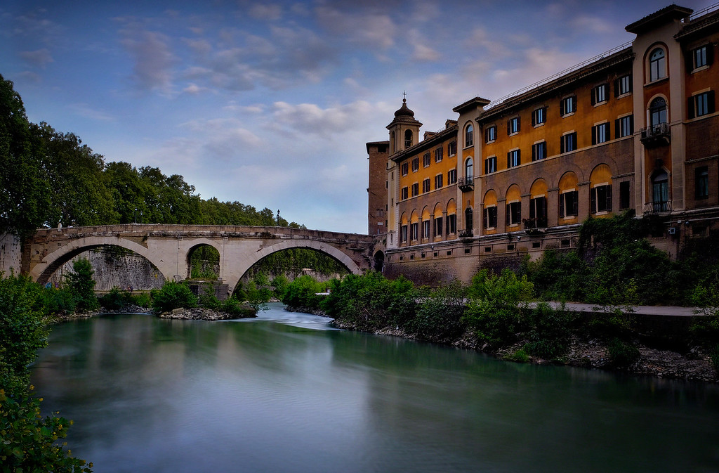 Trastevere Bridge