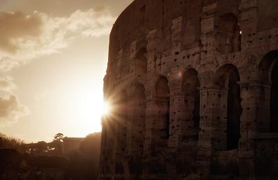 Coliseum Sunburst