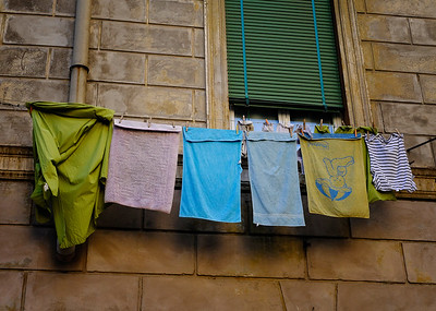 Laundry of a Different Color