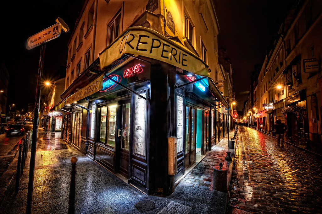 Meet Me at the Creperie