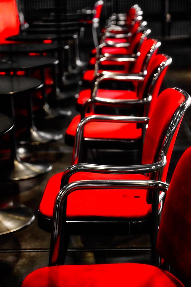 The Red Chair Choir