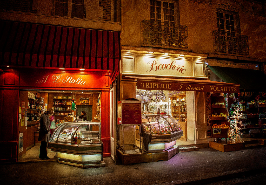 What's For Dinner? Paris Style?