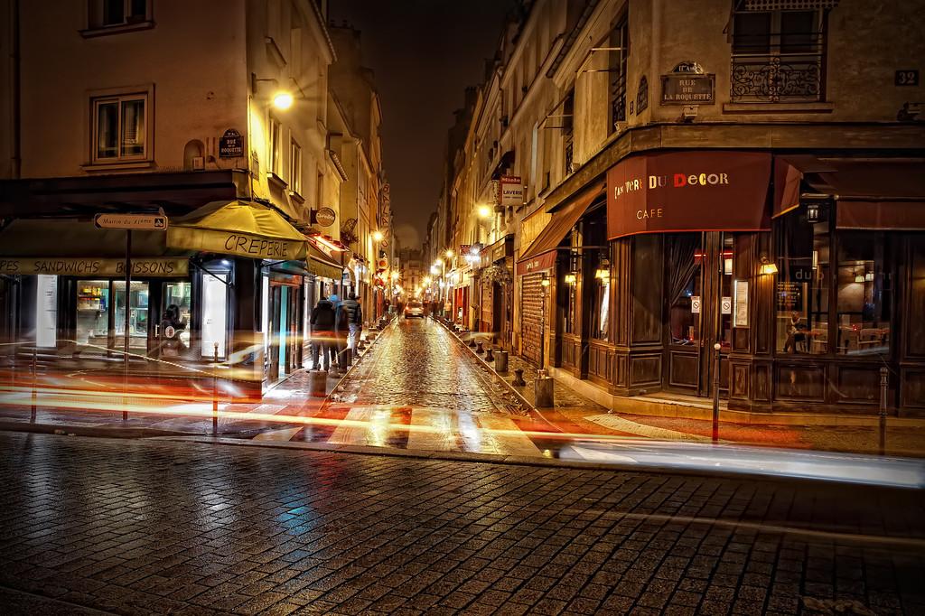 Rue du Roquette