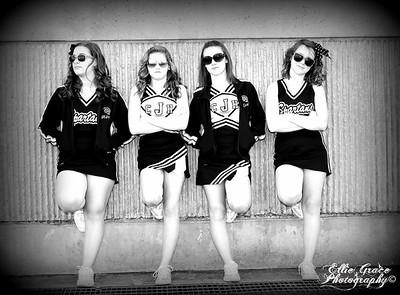 CJH Cheerleaders