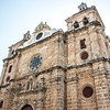 Church of San Pedro Claver, Church in old town Cartagena, Bolivar, Colombia - South America