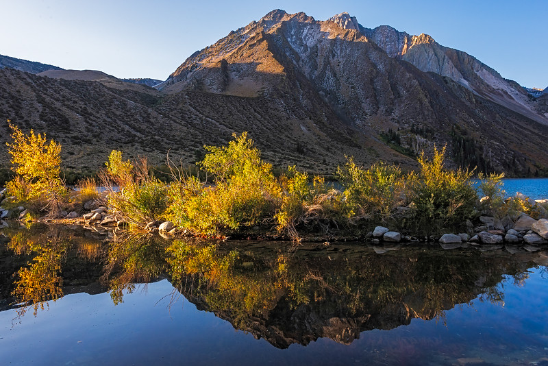 Convict Lake dawn