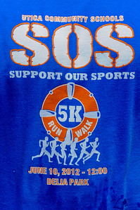 UCS Save Our Sports 5K Run/Walk at Delia Park. 2012