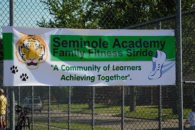 Seminole Academy (Mt. Clemens Community School District). Family Fitness Stride. 2012