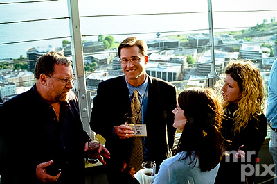 Expedia.com corporate meeting at the Space Needle