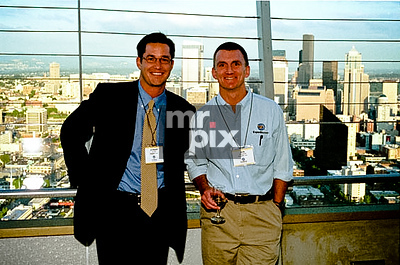 Richard Barton (left) founder of Expedia.com and Zillow