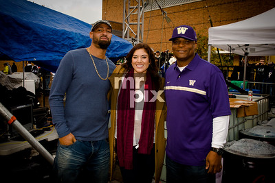Sports Photography -  Warren Moon, Hope Solo