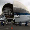 NASA's Space Shuttle Flight Simulator arrives at Museum of Flight