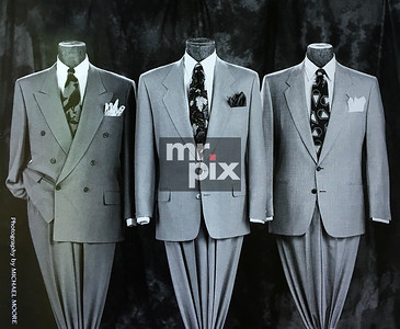 TERZO UOMO High Fashion Mens suits