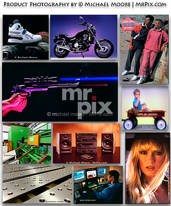 Product Photographer - Michael Moore | MrPix.com