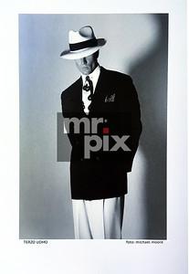 Studio Shoot: TERZO UOMO High Fashion Mens suits
