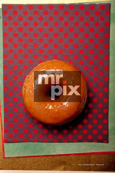 TOP POT doughnuts shoot