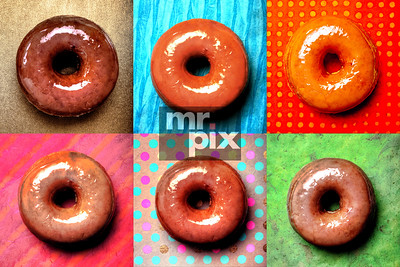 TOP POT Doughnuts Poster - a delicious journey of good taste