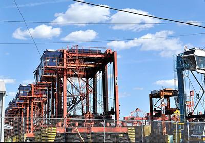 Port Newark, Newark, NJ