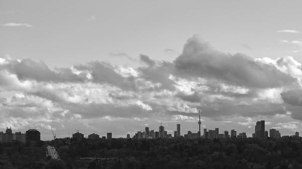 Toronto Skyline - Toronto, CANADA