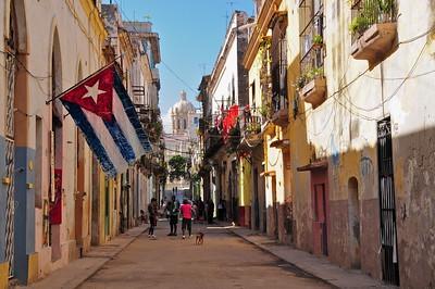 Colorful Havana Vieja