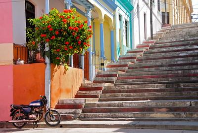 La Escalinita, Santiago de Cuba
