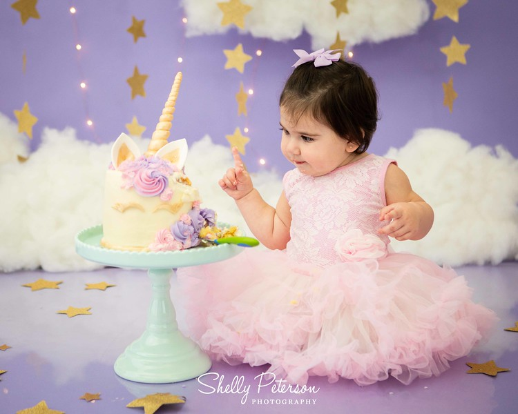 Unicorn Dreams Cake Smash