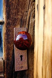 Antique Doorknob Bodie