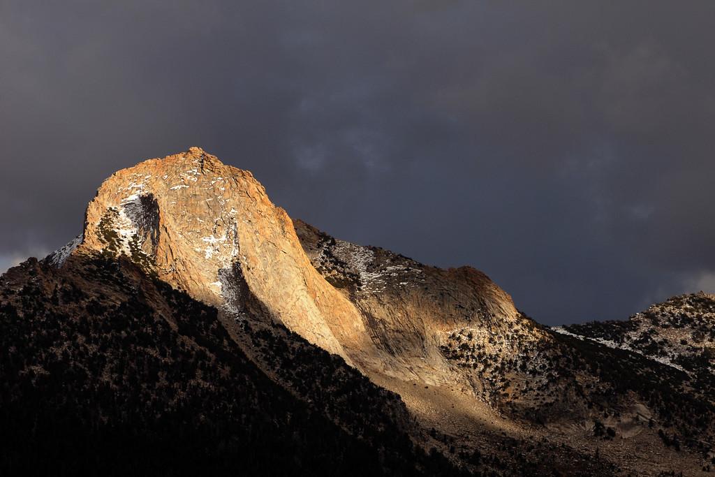 Mount Clark Yosemite National Park