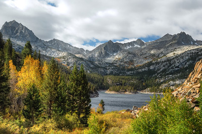 Easter Sierra Fall South Lake