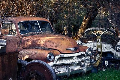 Abandoned Highway 49