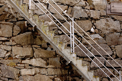 Stairway Folsom Powerhouse State Park