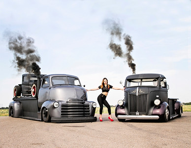 Lone Star Hot Rod Calendar 2016
