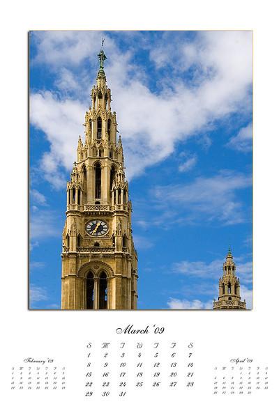 Calendar 2009 Austria