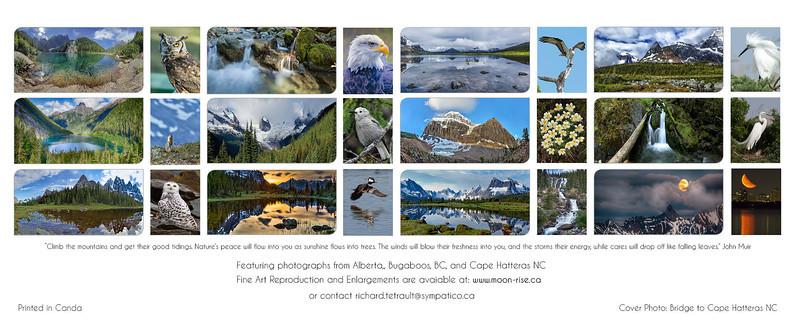 Nature's Panoramic Gallery 2013