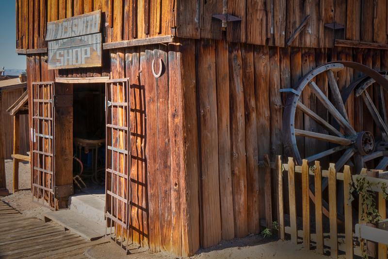 Calico's Blacksmith Shop