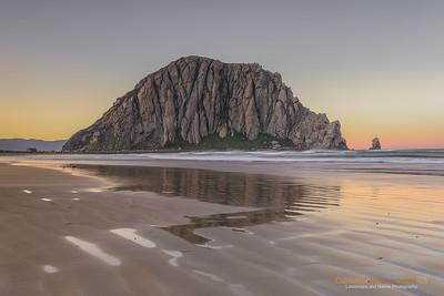 Morro Rock Morning